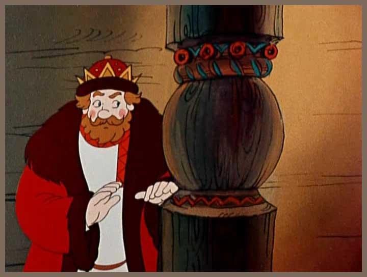 Сказки Пушкина. О царе Салтане